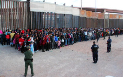 Cartels Introduce Wristband 'Inventory System' For Illegal Immigrants