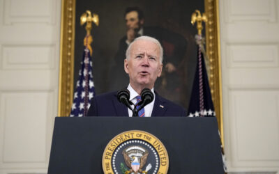 Biden Nears 100-Day Mark With Strong Approval, Positive Rating for Vaccine Rollout