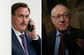 "Alan Dershowitz, First Guest On Mike Lindell's ""FRANK"" Social Media Platform Drops Bombshell…Announces $1.6 Billion Lawsuit Against Dominion"