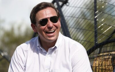 Ron DeSantis' Media-Handling Prowess Shows He's Way Ahead of the Curve