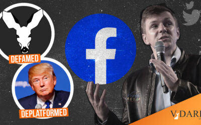 """""""They Want Us In Gulags"""" (That Includes Trump). Why VDARE.com Is Suing Facebook For Defamation"""
