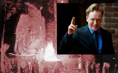 Conan O'Brien Hosts Bohemian Grove's Variety Show