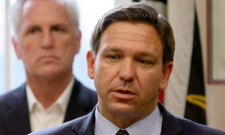 Cal Thomas: DeSantis Isn't Your Average Establishment Republican – He's Willing to Fight