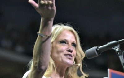Kellyanne Conway Comes Out SWINGING Against the CRETIN-IN-CHIEF