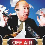 GB News' Globalist Chairman Andrew Neil Ousted, Immediately Trashes Network and The Political Right. As Predicted.